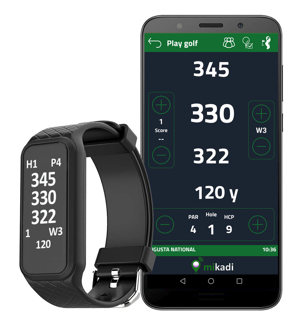 Golf Watch GPS