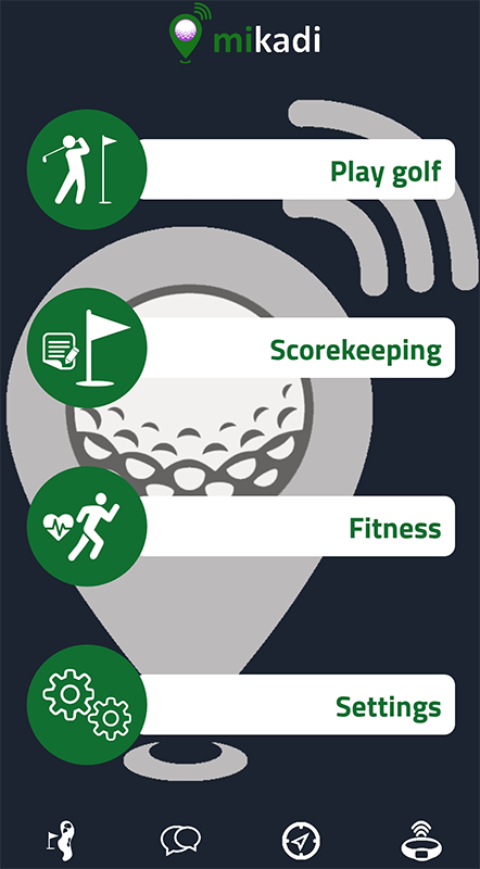 Free golf app