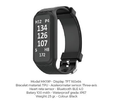 Golf Watch MK19P